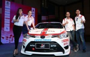 นักแข่งรถหญิง