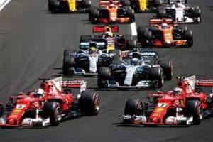 การแข่งรถ F1